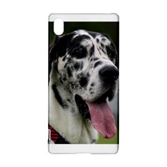 Great Dane harlequin  Sony Xperia Z3+