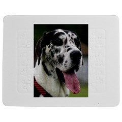 Great Dane harlequin  Jigsaw Puzzle Photo Stand (Rectangular)