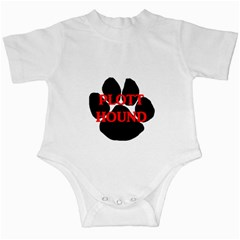 Plott Hound Name Paw Infant Creepers