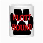 Plott Hound Name Paw Morph Mugs Center