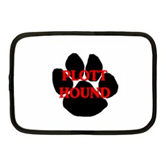 Plott Hound Name Paw Netbook Case (Medium)