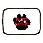 Plott Hound Name Paw Netbook Case (Medium)  Front