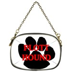 Plott Hound Name Paw Chain Purses (One Side)  Front