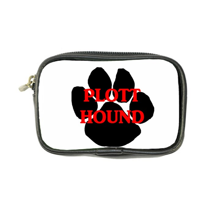 Plott Hound Name Paw Coin Purse
