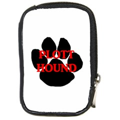 Plott Hound Name Paw Compact Camera Cases