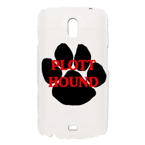 Plott Hound Name Paw Samsung Galaxy Nexus i9250 Hardshell Case