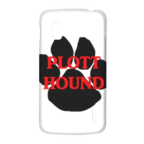 Plott Hound Name Paw LG Nexus 4