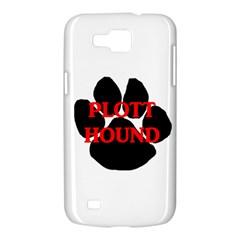 Plott Hound Name Paw Samsung Galaxy Premier I9260 Hardshell Case