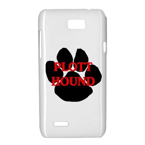 Plott Hound Name Paw Motorola XT788