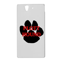 Plott Hound Name Paw Sony Xperia Z