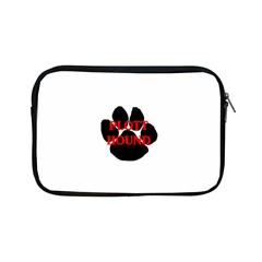 Plott Hound Name Paw Apple iPad Mini Zipper Cases