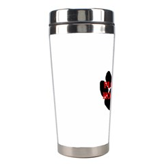 Plott Hound Name Paw Stainless Steel Travel Tumblers