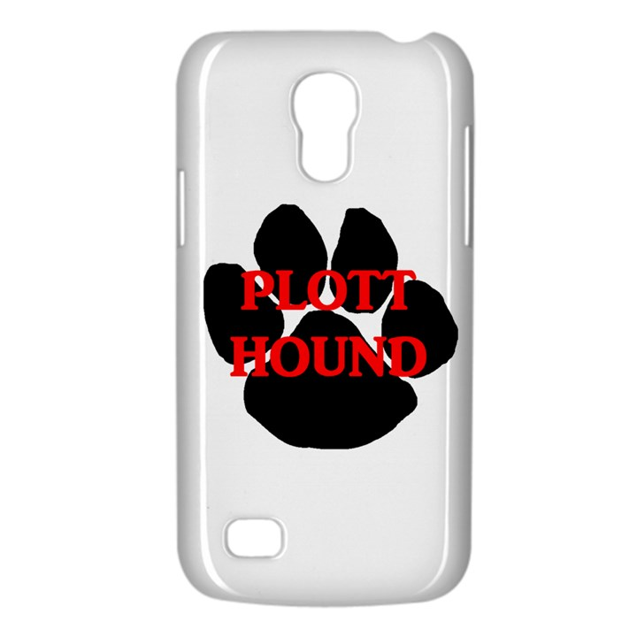 Plott Hound Name Paw Galaxy S4 Mini