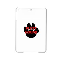 Plott Hound Name Paw Ipad Mini 2 Hardshell Cases