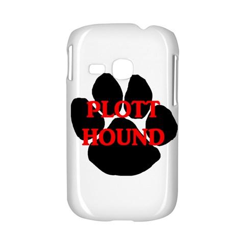 Plott Hound Name Paw Samsung Galaxy S6310 Hardshell Case