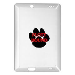 Plott Hound Name Paw Amazon Kindle Fire HD (2013) Hardshell Case
