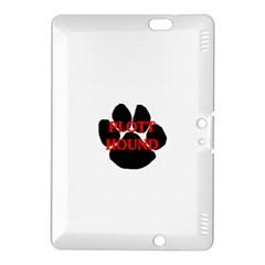 Plott Hound Name Paw Kindle Fire HDX 8.9  Hardshell Case