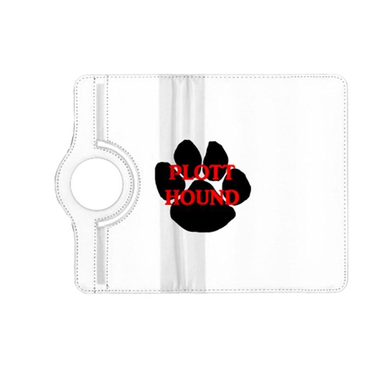 Plott Hound Name Paw Kindle Fire HD (2013) Flip 360 Case