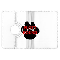 Plott Hound Name Paw Kindle Fire HDX Flip 360 Case