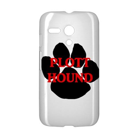 Plott Hound Name Paw Motorola Moto G