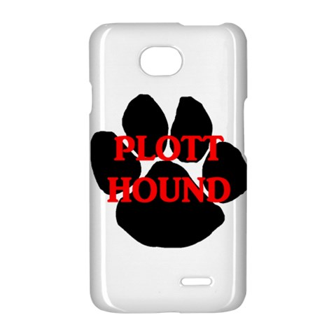 Plott Hound Name Paw LG Optimus L70