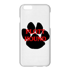 Plott Hound Name Paw Apple iPhone 6 Plus/6S Plus Hardshell Case