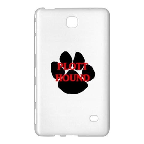 Plott Hound Name Paw Samsung Galaxy Tab 4 (8 ) Hardshell Case