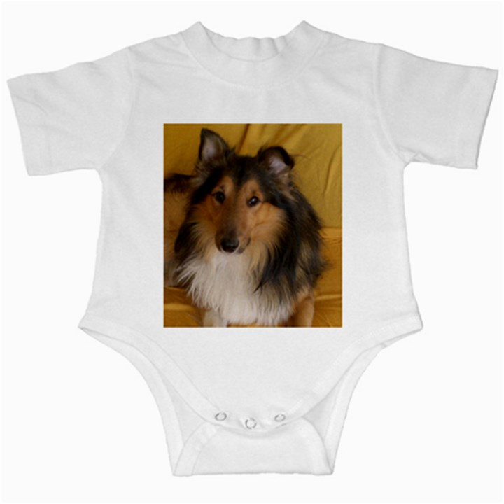 Shetland Sheepdog Infant Creepers