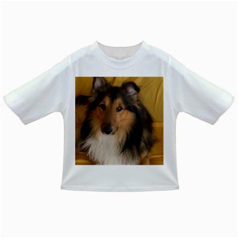 Shetland Sheepdog Infant/Toddler T-Shirts