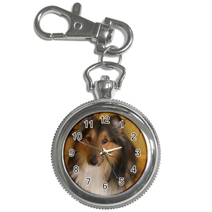 Shetland Sheepdog Key Chain Watches
