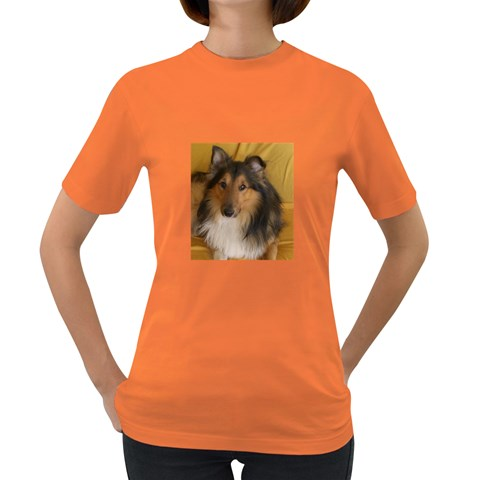Shetland Sheepdog Women s Dark T-Shirt
