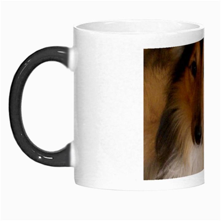 Shetland Sheepdog Morph Mugs