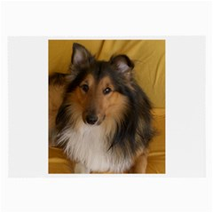 Shetland Sheepdog Large Glasses Cloth