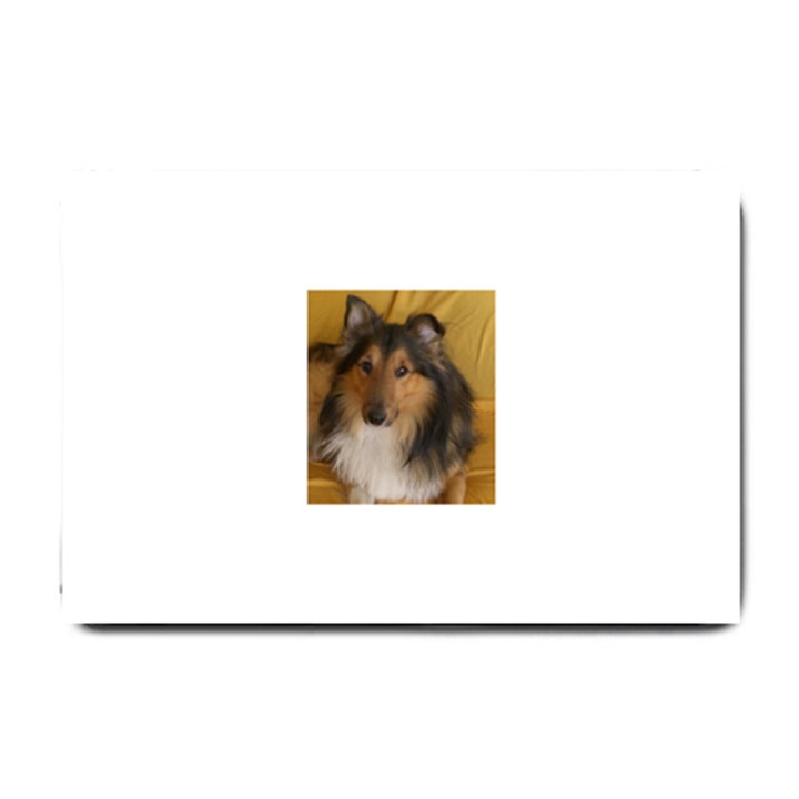 Shetland Sheepdog Small Doormat
