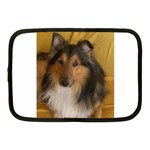 Shetland Sheepdog Netbook Case (Medium)  Front