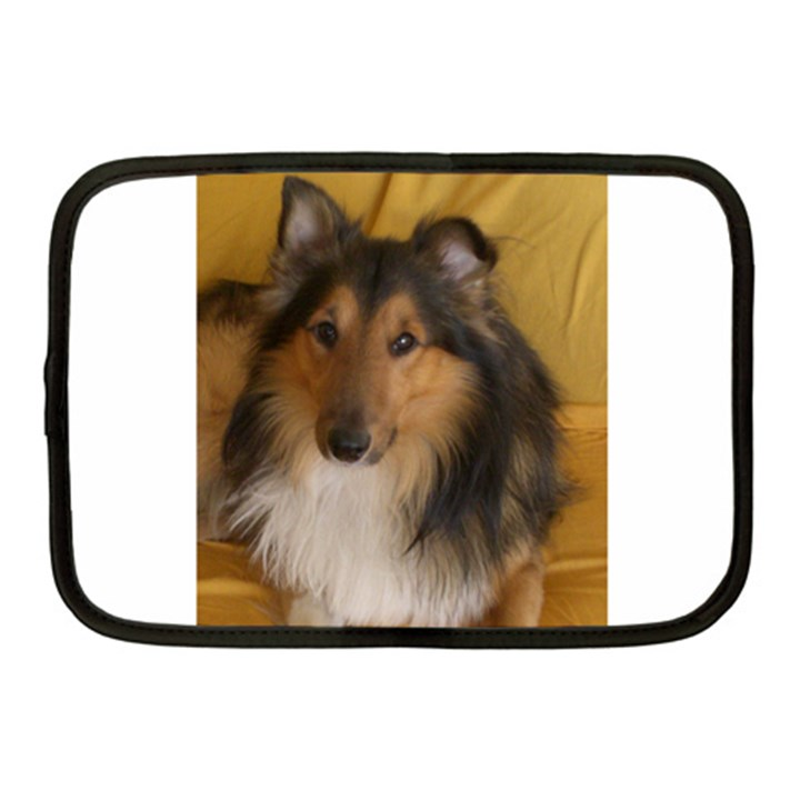 Shetland Sheepdog Netbook Case (Medium)