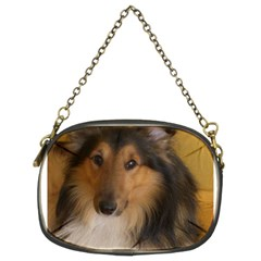 Shetland Sheepdog Chain Purses (Two Sides)