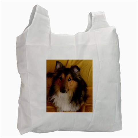 Shetland Sheepdog Recycle Bag (Two Side)