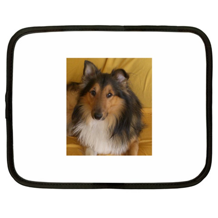Shetland Sheepdog Netbook Case (XXL)