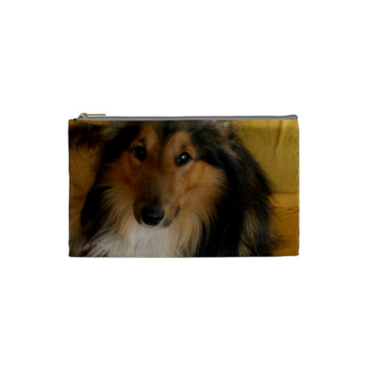Shetland Sheepdog Cosmetic Bag (Small)