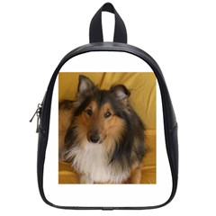 Shetland Sheepdog School Bags (Small)