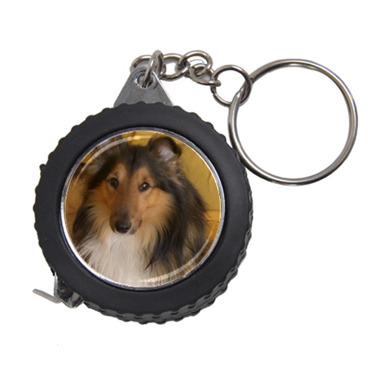 Shetland Sheepdog Measuring Tapes