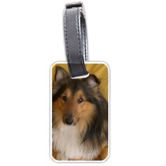 Shetland Sheepdog Luggage Tags (Two Sides)