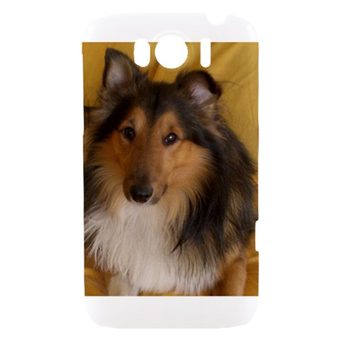 Shetland Sheepdog HTC Sensation XL Hardshell Case