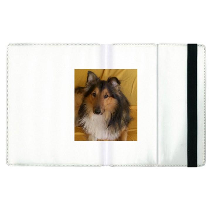 Shetland Sheepdog Apple iPad 2 Flip Case