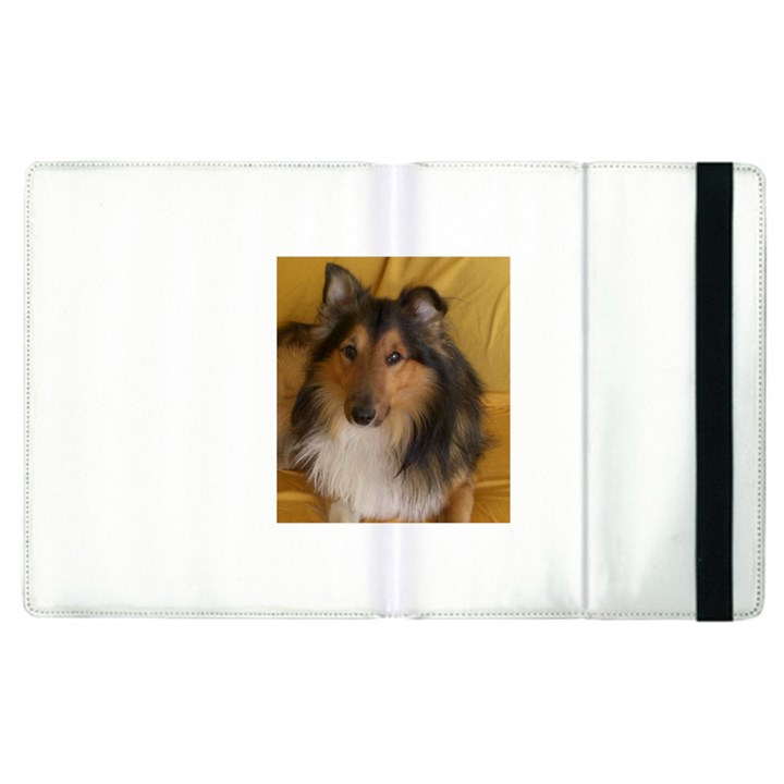 Shetland Sheepdog Apple iPad 3/4 Flip Case