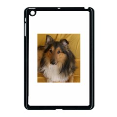 Shetland Sheepdog Apple iPad Mini Case (Black)
