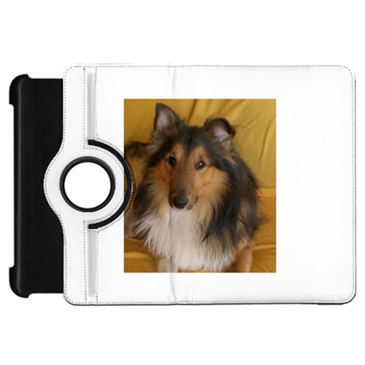 Shetland Sheepdog Kindle Fire HD Flip 360 Case