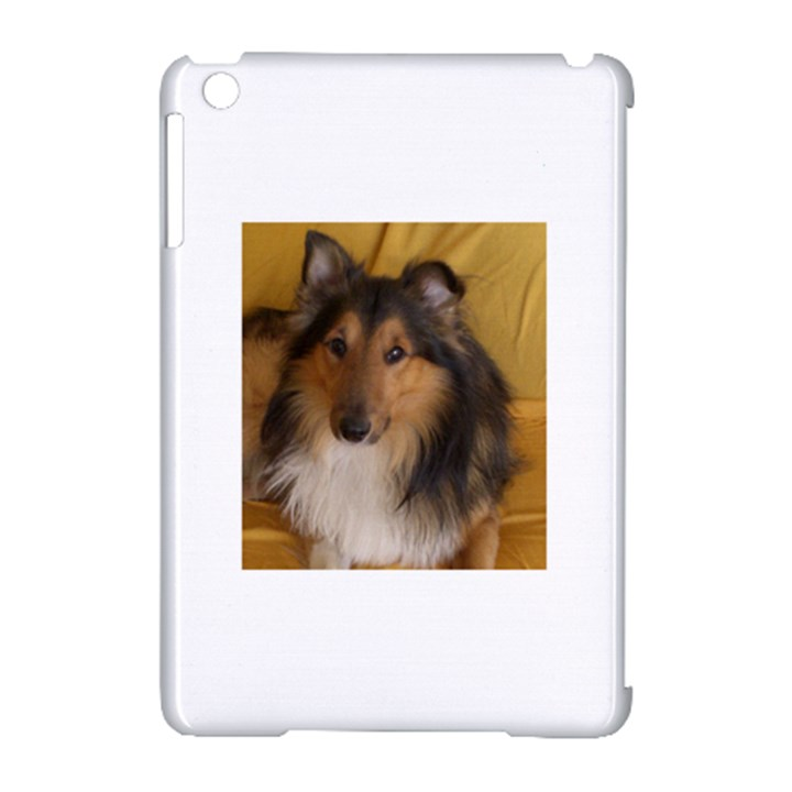 Shetland Sheepdog Apple iPad Mini Hardshell Case (Compatible with Smart Cover)