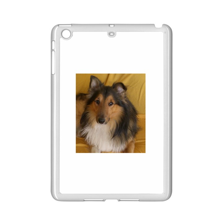 Shetland Sheepdog iPad Mini 2 Enamel Coated Cases